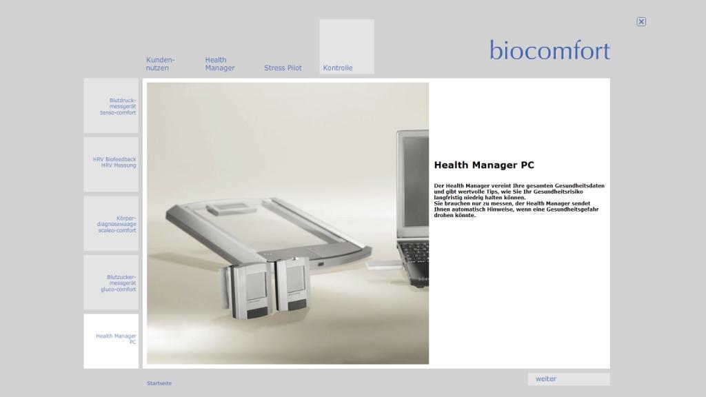 CAT PRODUCTION GmbH - Biocomfort HM