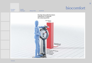 Cat Production - Project Biocomfort – Health Manager